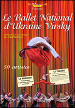 BALLET NATIONAL D'UKRAINE VIRSKI