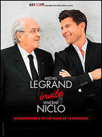 MICHEL LEGRAND & VINCENT NICLO