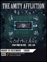 THE AMITY AFFLICTION + NORTHLANE