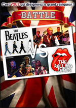 """BEATLES VS ROLLING STONES"""