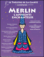 MERLIN L'APPRENTI ENCHANTEUR
