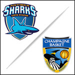 ANTIBES SHARKS / CHALONS-REIMS
