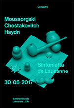 MOUSSORGSKI/HAYDN/CHOSTAKOVITCH