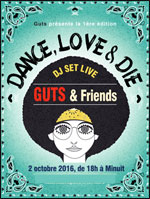 GUTS AND FRIENDS PRESENTENT