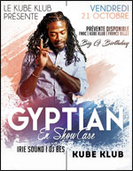 "GYPTIAN ""SHOWCASE"""
