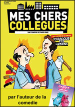 MES CHERS COLLEGUES