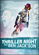 THRILLER NIGHT PAR BEN JACK'SON