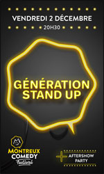 GENERATION STAND UP