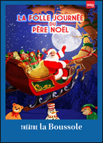 LA FOLLE JOURNEE DU PERE NOEL