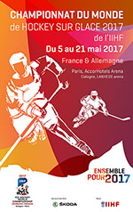 MONDIAL HOCKEY 2017 - PACK JOURNEE 16 MAI 2017