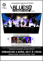 LES BLUES BROTHER'S TRIBUTE JOUENT