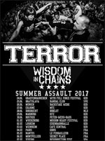 TERROR + WISDOM IN CHAINS