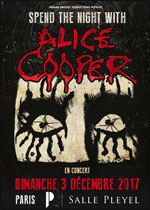 Alice Cooper - Gold Preshow VIP Package