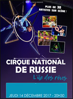 CIRQUE NATIONAL DE RUSSIE
