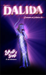 SPECTACLE HOMMAGE A DALIDA