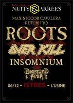 MAX&IGGOR CAVALERA RETURN TO ROOTS