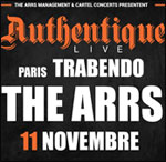 THE ARRS + INVITES