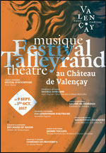FESTIVAL TALLEYRAND - OUVERTURE