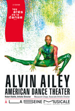 ALVIN AILEY - PACK 5 SPECTACLES