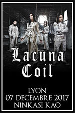 LACUNA COIL + GUESTS