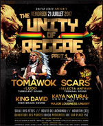 THE UNITY OF THE REGGAE PART 1
