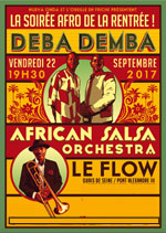 AFRICAN SALSA ORCHESTRA & DEBADEMBA