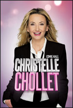 CHRISTELLE CHOLLET - COMIC HALL