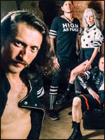 GOGOL BORDELLO + LUCKY CHOPS