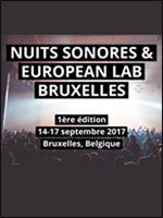 NUITS SONORES & EUROPEAN LAB