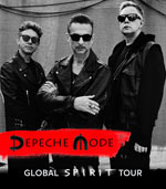 DEPECHE MODE ACCORHOTELS ARENA
