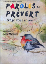 PAROLES DE PREVERT