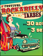 FESTIVAL ROCKABILLY - PASS 2 JOURS