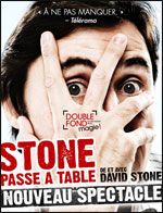 STONE PASSE A TABLE