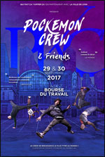 POCKEMON CREW AND FRIENDS