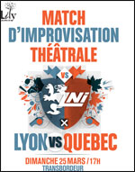 LYON VS QUEBEC