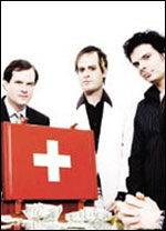 ELECTRIC SIX + GUEST