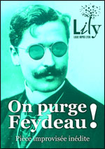 ON PURGE FEYDEAU !