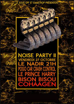 NOISE PARTY #2 : LE PRINCE HARRY