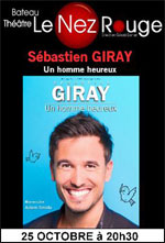 SÉBASTIEN GIRAY