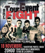 TOUR EVENT FIGHT #3