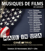 CINE-TRIO - MADE IN USA