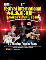 FESTIVAL INTERNATIONAL MAGIE VOSGES