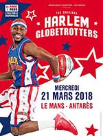 HARLEM GLOBETROTTERS - LE MANS / MAGIC PASS