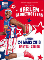 HARLEM GLOBETROTTERS MAGIC PASS
