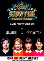 LE GRAND SHOWTIME & GUESTS