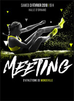 MEETING D'ATHLETISME DE MONDEVILLE