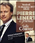 PIERRE LENERT & FRIENDS