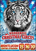 WONDERFUL CHRISTMAS CIRCUS