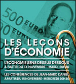 LES CONFERENCES DE JEAN-MARC DANIEL