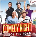 COMEDY NIGHT ON THE ROAD